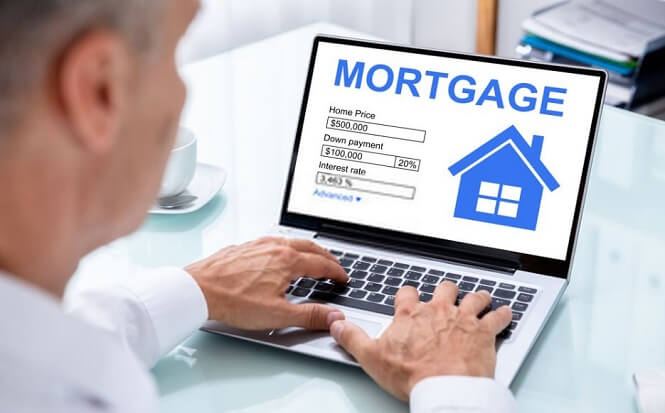 Online-Mortgage-Service